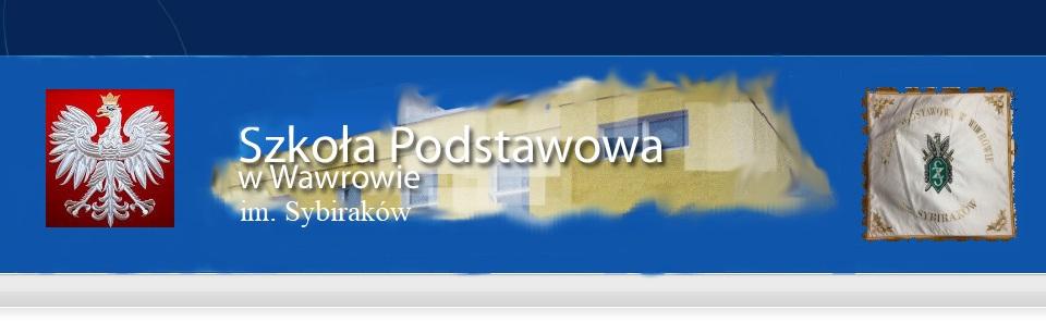 Szkoła Podstawowa w Wawrowie